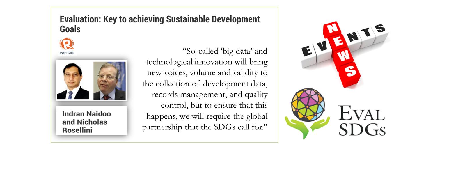 The key to achieve the SDGs