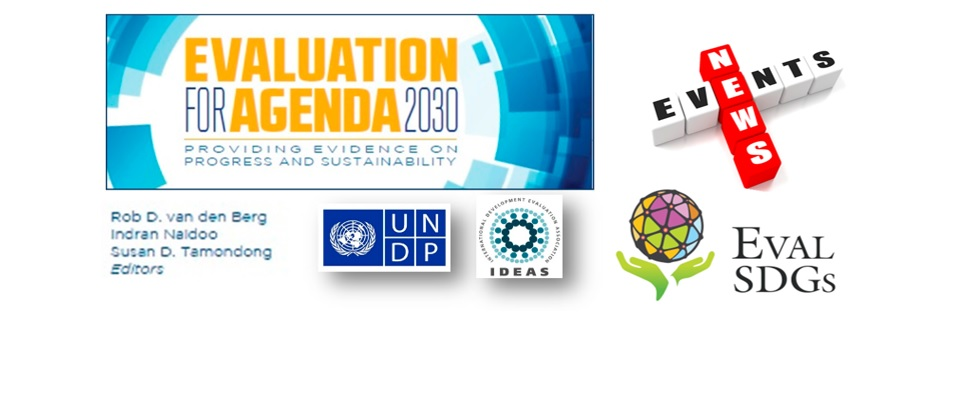 Evaluation for Agenda 2030